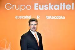 José Miguel García, consejero delegado de Euskaltel.