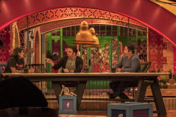 'Babel Chat', un programa de divulgación que se emite en BabylonTV.