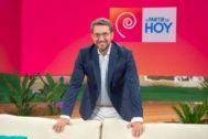 Màxim Huerta en A partir de hoy, su nuevo programa en La 1, en el que desveló cómo vivió su breve etapa como ministro