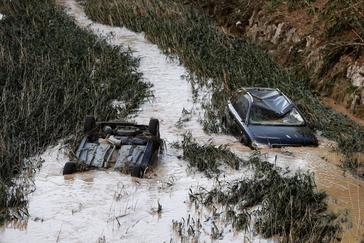 """Un muerto y graves daños tras las lluvias torrenciales: """"La naturaleza ha disparado el agua a cañonazos"""""""