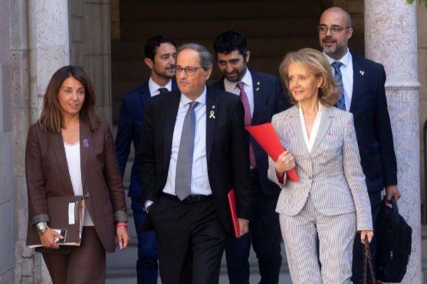 GRAF12022. MADRID.- El presidente de la Generalitat, Quim...