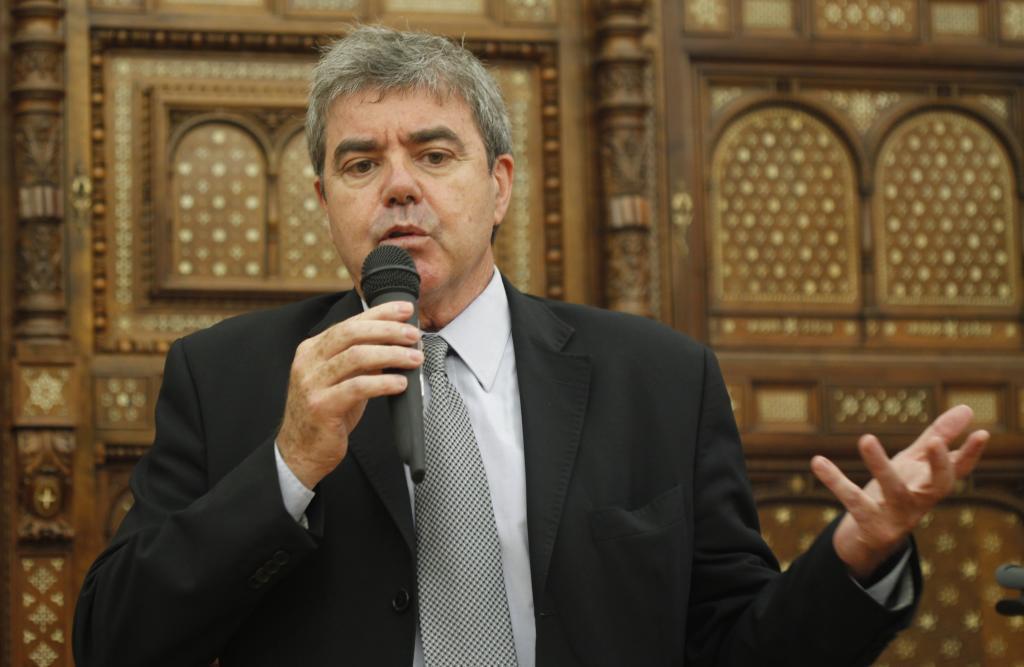 Gorka Knörr, nuevo delegado de Cataluña en Madrid.