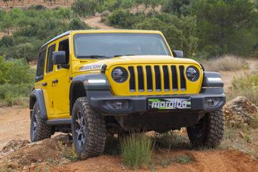 El nuevo Jeep Wrangler Rubicon mantiene viva la leyenda