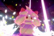 Alcremie, uno de los nuevos Pokémon desvelados en el último tráiler de Pokémon Espada y Escudo