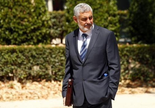 Rafael Redondo, socio del comisario José Manuel Villarejo, a su...