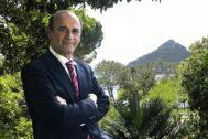 """Enrique Castellanos, director del hotel Formentor: """"El turismo de masas ha tocado techo en Mallorca"""""""