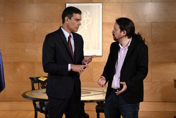 Fracasa la negociación Sánchez-Iglesias: Podemos acusa al PSOE de querer elecciones