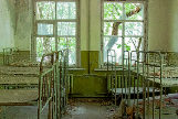 Chernóbil es un espectáculo sublime