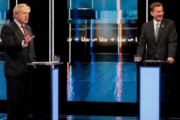 Britain's Next Prime Minister: The ITV Debate at MediaCityUK in Salford