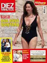 Ha comenzado julio y Ana Rosa, sus vacaciones. La presentadora ha sido...