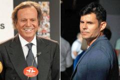 El juez sentencia que Javier Santos es hijo de  Julio Iglesias