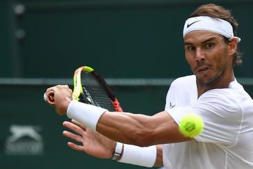 Los cuartos de final de Wimbledon, en directo: Sam Querrey - Rafa Nadal