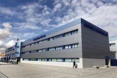 Uno de los centros hospitalarios del grupo HM Hospitales.