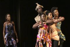Una imagen de 'Fuenteovejuna, el valor de las mujeres', de Costa de Marfil.