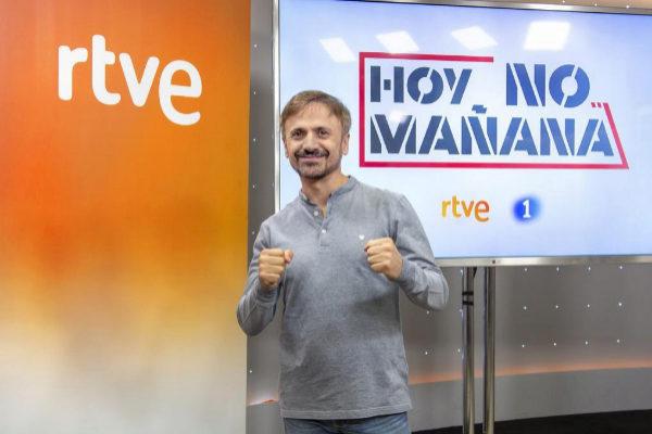 El humorista José Mota, director de 'Hoy no, mañana'.