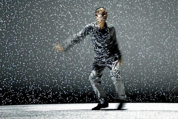 El coreógrafo y bailarín Hiroaki Umeda.