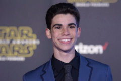 """Actor Cameron <HIT>Boyce</HIT> arrives at the premiere of """"Star Wars: The Force Awakens"""" in Hollywood, California December 14, 2015. /Kevork Djansezian - TB3EBCF099S7G"""
