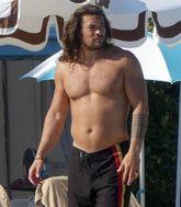 Parece que <em>Aquaman</em> ha perdido uno de sus cualidades más...