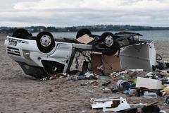 El temporal de lluvia y viento deja seis muertos en Grecia