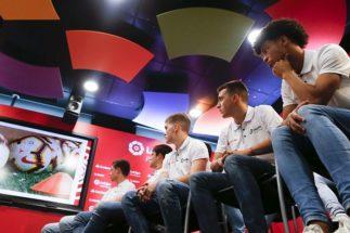 Estados Unidos ficha a 24 promesas del fútbol Español