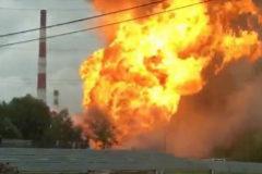 Un muerto y 13 heridos en un incendio en una central eléctrica en Moscú