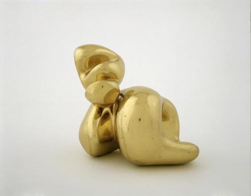 'Concha y cabeza' de Jean Arp, la primera obra que compró Peggy Guggenheim