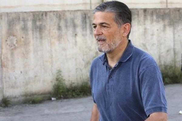 Pujol a su salida de la cárcel en junio