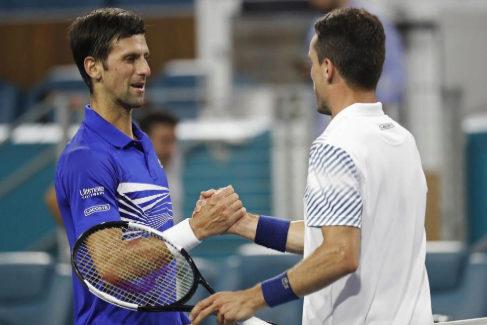 Bautista, en busca de un tercer 'milagro' este año ante Djokovic