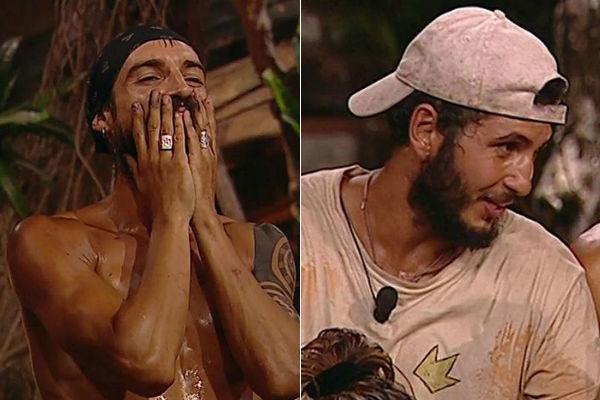 Fabio y Omar, primeros finalistas de Supervivientes 2019 en Telecinco, dejando a Albert y Mahi como nominados