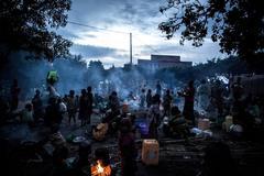 Mueren más de cien niños de sarampión en dos meses en un campamento de desplazados en el Congo