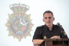 El Comisario Provincial de Valencia, Ignacio del Olmo Fernández, presenta el plan operativo de prevención de robos en verano.