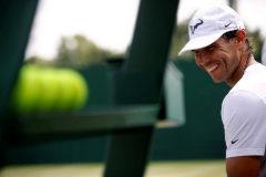 Las horas previas al gran duelo: el aislamiento de Federer y la rutina de Nadal