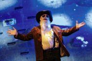 Espectaculo 'Amarillo' del Festival de Teatro de Ribadavia.