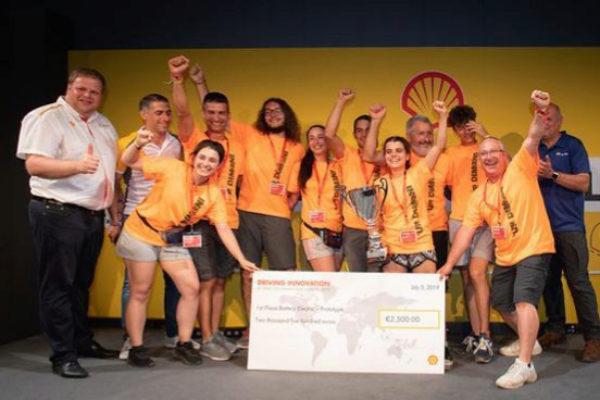 Un instituto de Alicante conquista la Shell Eco-Marathon de eléctricos