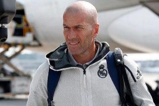 Zidane deja la concentración del Real Madrid por motivos personales