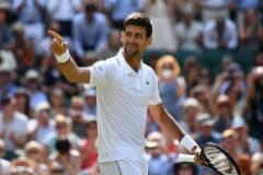Djokovic tumba a un encomiable Bautista y jugará el domingo por su quinto título