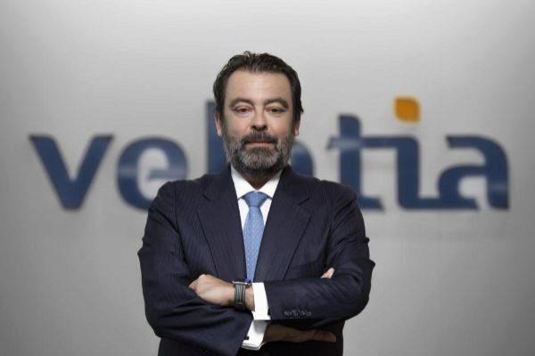 Javier Ormazabal, preside de Velatia.