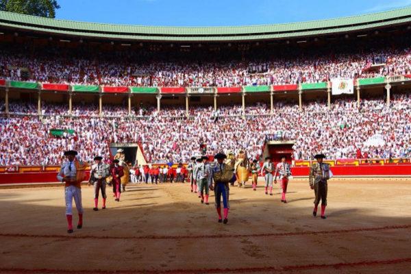 Sigue en directo la Feria de San Fermín