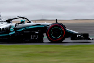 Bottas recupera las buenas sensaciones de Mercedes
