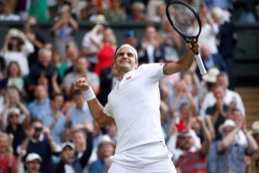 Federer se reivindica ante Nadal y disputará el domingo la final de Wimbledon contra Djokovic