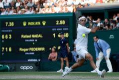 La reinvención de Federer para su asalto a la novena corona