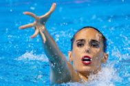 Gwangju (South Korea).- <HIT>Ona</HIT> <HIT>Carbonell</HIT> of Spain performs during the Women's Solo Technical Artistic Swimming Preliminary at the 2019 Fina World Championships in Gwangju, South Korea, 12 July 2019. (Corea del Sur, España) EPA/