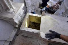 El Vaticano examinará dos osarios en la búsqueda de las tumbas vacías de las princesas alemanas