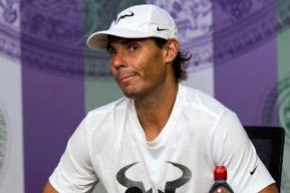 """Nadal, tras caer en la semifinal: """"No pude estresarlo"""""""