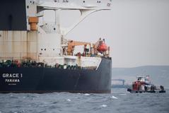 Dispuesto a liberar al petrolero detenido en Gibraltar si Irán garantiza que no irá a Siria