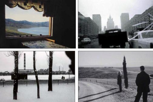 Algunas de las imágenes de Jean-Michel Béchet que forman parte de la exposición en el Centre del Carme.
