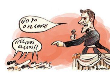 Sánchez y el vicio del poder