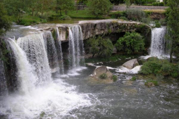 Cascada de Pedrosa de Tobalina.