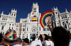 La Policía Municipal denunció a 1.400 'lateros' durante el Orgullo