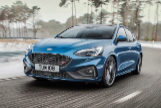Ford Focus ST: con doble personalidad